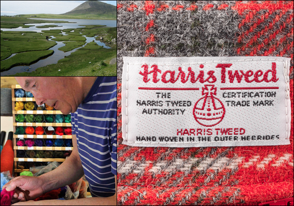Love My Dog and Harris Tweed