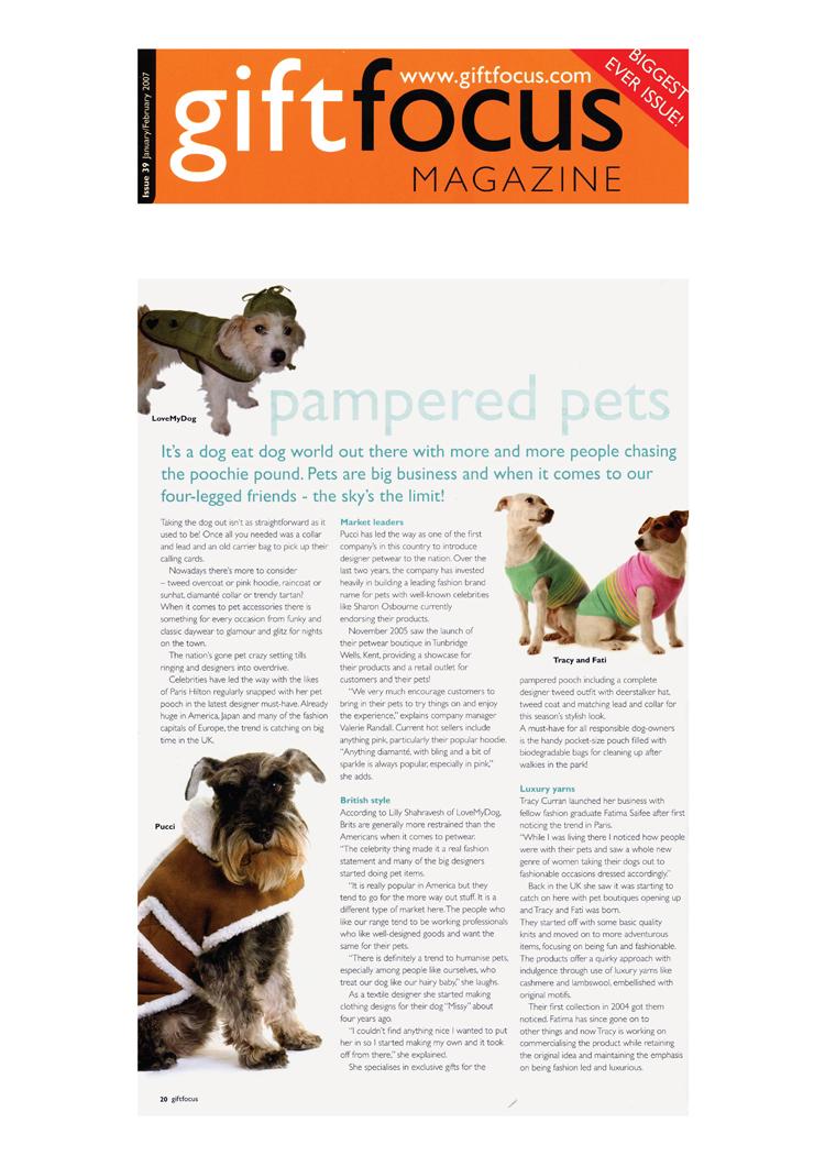Gift Focus Magazine