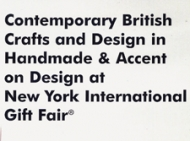 British Craft & Design NY Fair