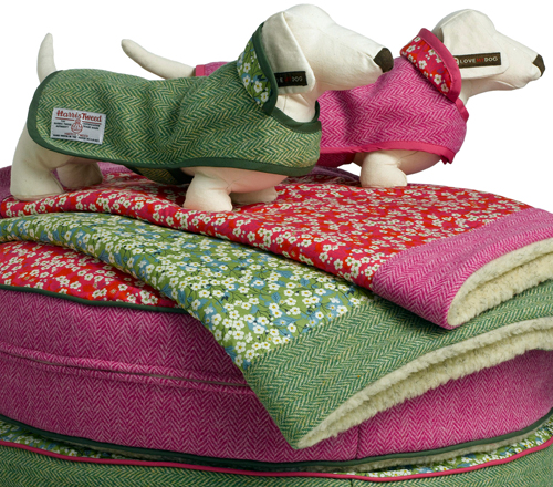 LoveMyDog Liberty London Mitsi Collection