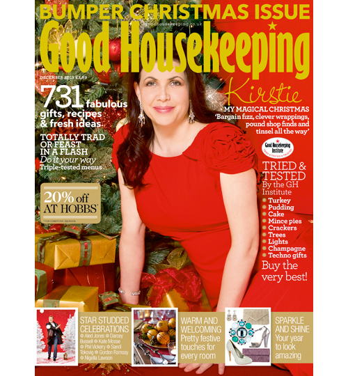 Good Housekeeping Christmas gift guide