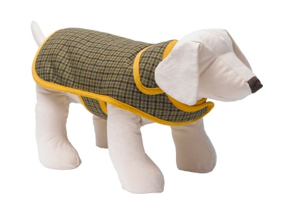 Allerton designer dog coat