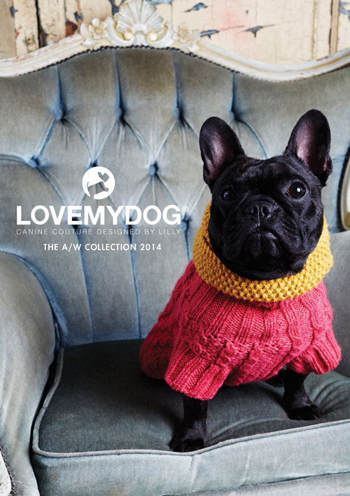 LoveMyDog AW14 Lookbook