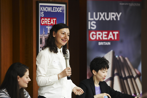 British brand LoveMyDog was recently selected to take part in a British Lifestyle Showcase as a leading British brand in the luxury sector
