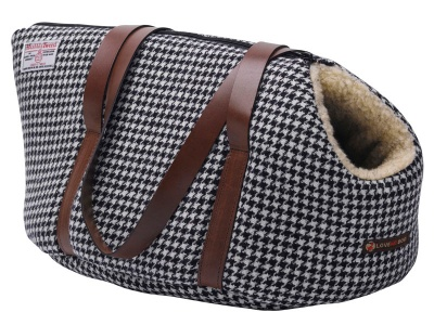 Ellesmere Harris Tweed Pet Carrier