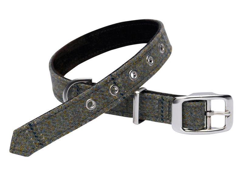Digby Tweed Dog Collar