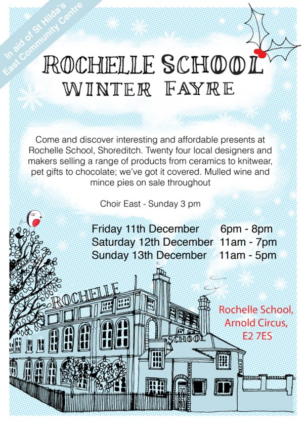 Rochelle-School-Winter-Fayre